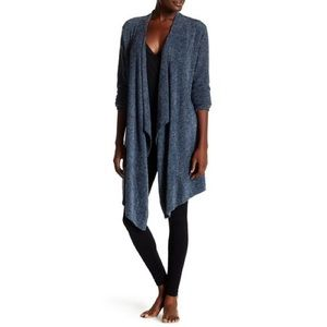 Barefoot Dreams Bamboo Chic Lite Navy Cardigan